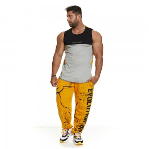 Sweatpants Evolution Body Yellow 2400YELLOW