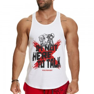 Stringer Tank Top Evolution Body White 2408WHITE
