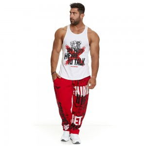 Sweatpants Evolution Body Red 2406RED