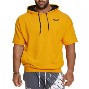 Hoodie Evolution Body Yellow 2394YELLOW