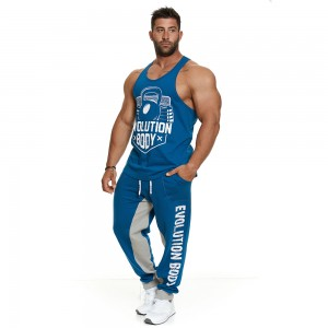 Stringer Tank Top Evolution Body Petrol 2403PETROL