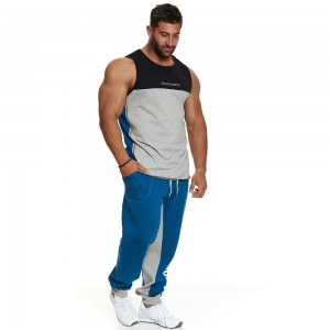 Sleeveless Tank top Evolution Body Petrol 2389PETROL