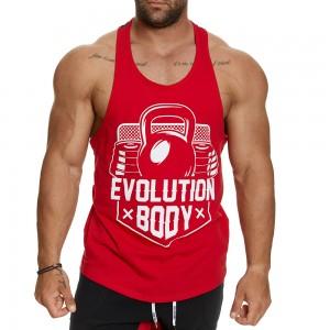 Stringer Tank Top Evolution Body Red 2403RED