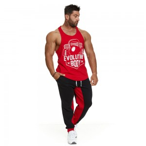 Stringer Tank Top Evolution Body Red 2403RED