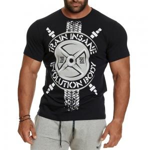 T-shirt Evolution Body Black 2404BLACK