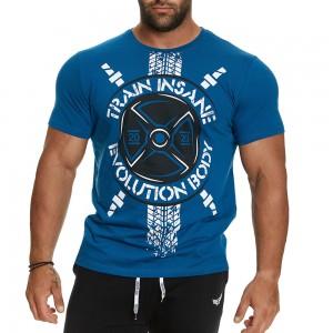 T-shirt Evolution Body Petrol 2404PETROL