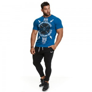 T-shirt Evolution Body Petrol 2404PETROL