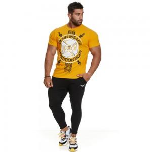 T-shirt Evolution Body Yellow 2404YELLOW