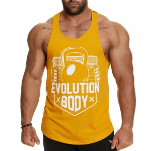 Stringer Tank Top Evolution Body Yellow 2403YELLOW