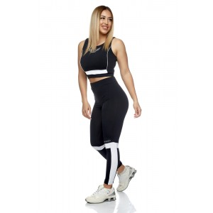 EVO-FIT Sports Bra Evolution Body Black 2421