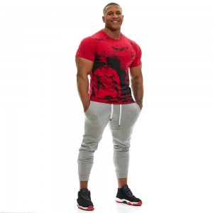 T-shirt Evolution Body Red 2371RED
