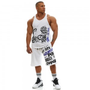 Stringer Tank Top Evolution Body White 2347W