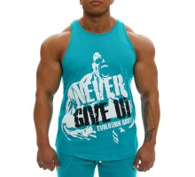 Stringer Tank Top Evolution Body Turquoise 2352TURQ