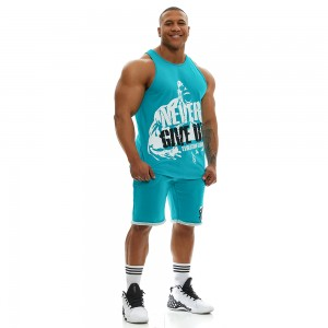 Training Shorts Evolution Body Turquoise 2351TURQ