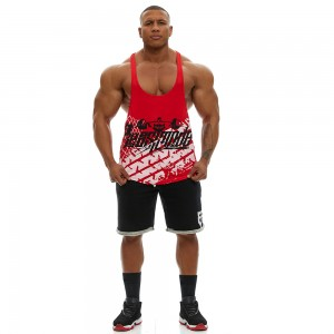 Stringer Tank Top Evolution Body 2365RED