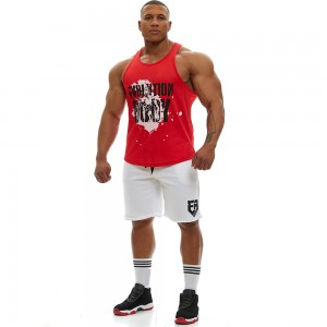Stringer Tank Top Evolution Body Red 2358RED