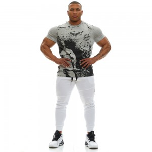 T-shirt Evolution Body Grey 2371GR