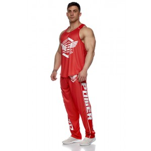Sweatpants Evolution Body Red 2440RED