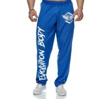 Sweatpants Evolution Body Blue 2440BLUE