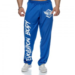 Sweatpants Evolution Body Blue 2440BLUE