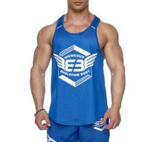 Stringer Tank Top Evolution Body Blue 2437BLUE