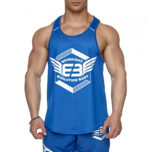 Stringer Tank Top Evolution Body Blue 2437BLUE