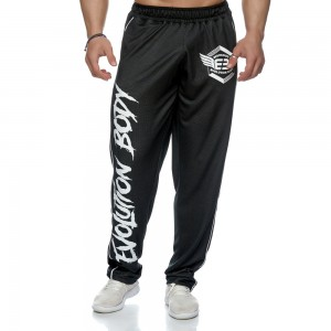 Sweatpants Evolution Body Black 2440BLACK