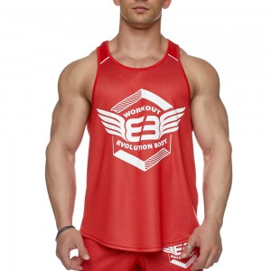 Stringer Tank Top Evolution Body Red 2437RED