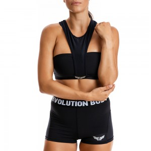 Sports Bra Evolution Body Black 2315B