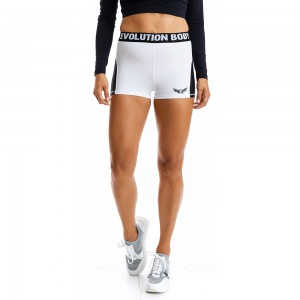 EVO-FIT Shorts Evolution Body White 2316W