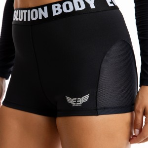 EVO-FIT Shorts Evolution Body Black 2316B
