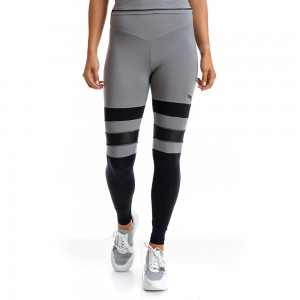 EVO-FIT Leggings Evolution Body Grey 2318G