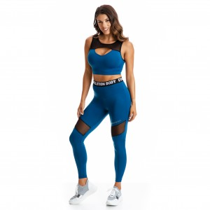 Leggings Evolution Body Blue 2320BLUE