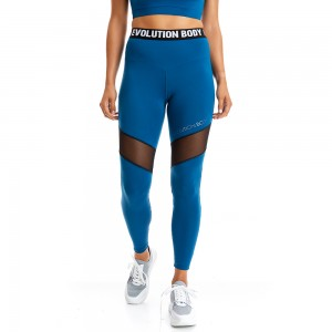 EVO-FIT Leggings Evolution Body Blue 2320BLUE