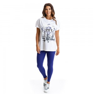 T-shirt Evolution Body White 2323W