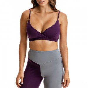 Sports Bra Evolution Body Burgundy 2325DAM