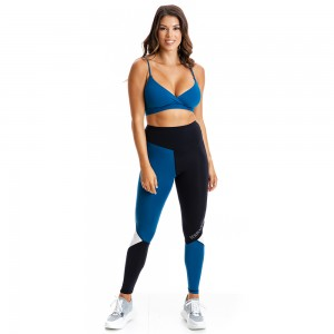 EVO-FIT Sports Bra Evolution Body Blue 2325BLUE