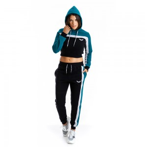 Sweatpants Evolution Body Black 2331PET