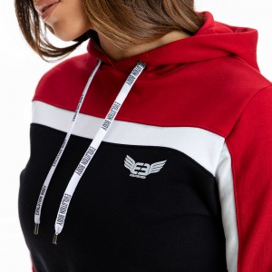Hoodie Evolution Body Red 2330R