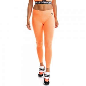 EVO-FIT Leggings Evolution Body Orange 2333OR