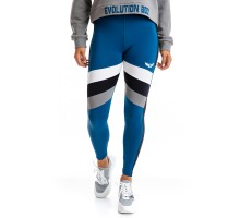 EVO-FIT Leggings Evolution Body Petrol 2309PET