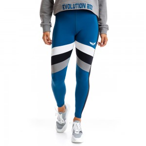 Leggings Evolution Body Petrol 2309PET