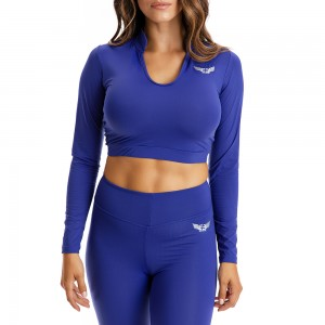 EVO-FIT Top Evolution Body Blue 2312BLUE