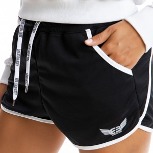 Sports Shorts Evolution Body Black 2311B
