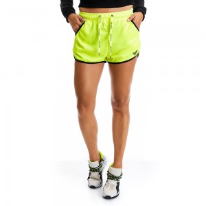 Sports Shorts Evolution Body Lime 2311L