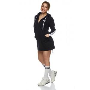 Sports Mini Dress Evolution Body Black 2416