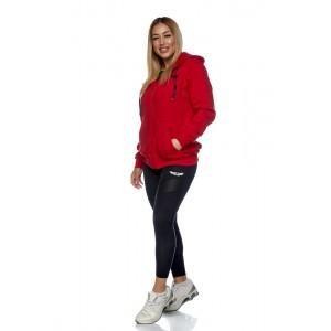 Jacket Evolution Body Red 2418RED
