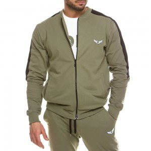 Jacket Evolution Body Khaki 2141