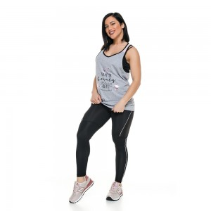 Tank Top Evolution Body Grey 2228GREY