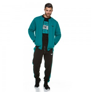 Jacket Evolution Body Teal 2160